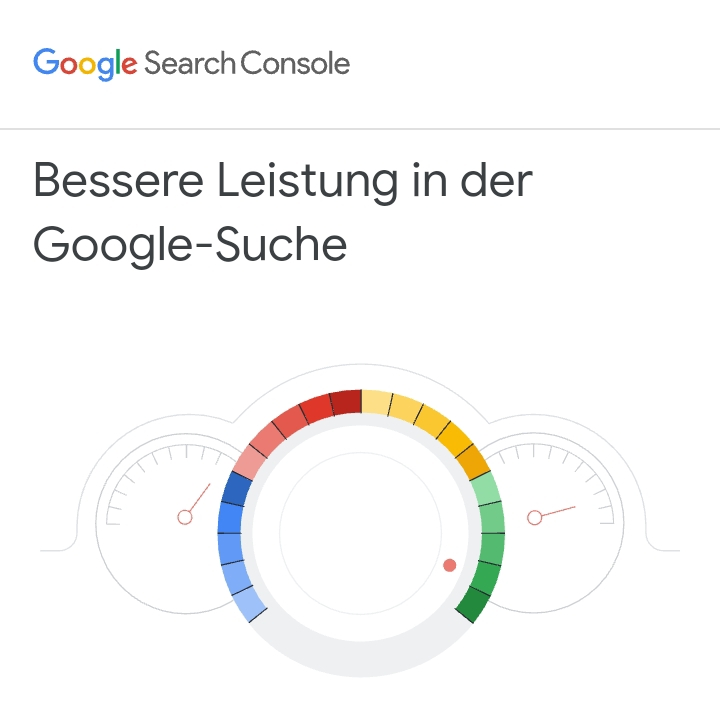 Start mit der Google Search Console